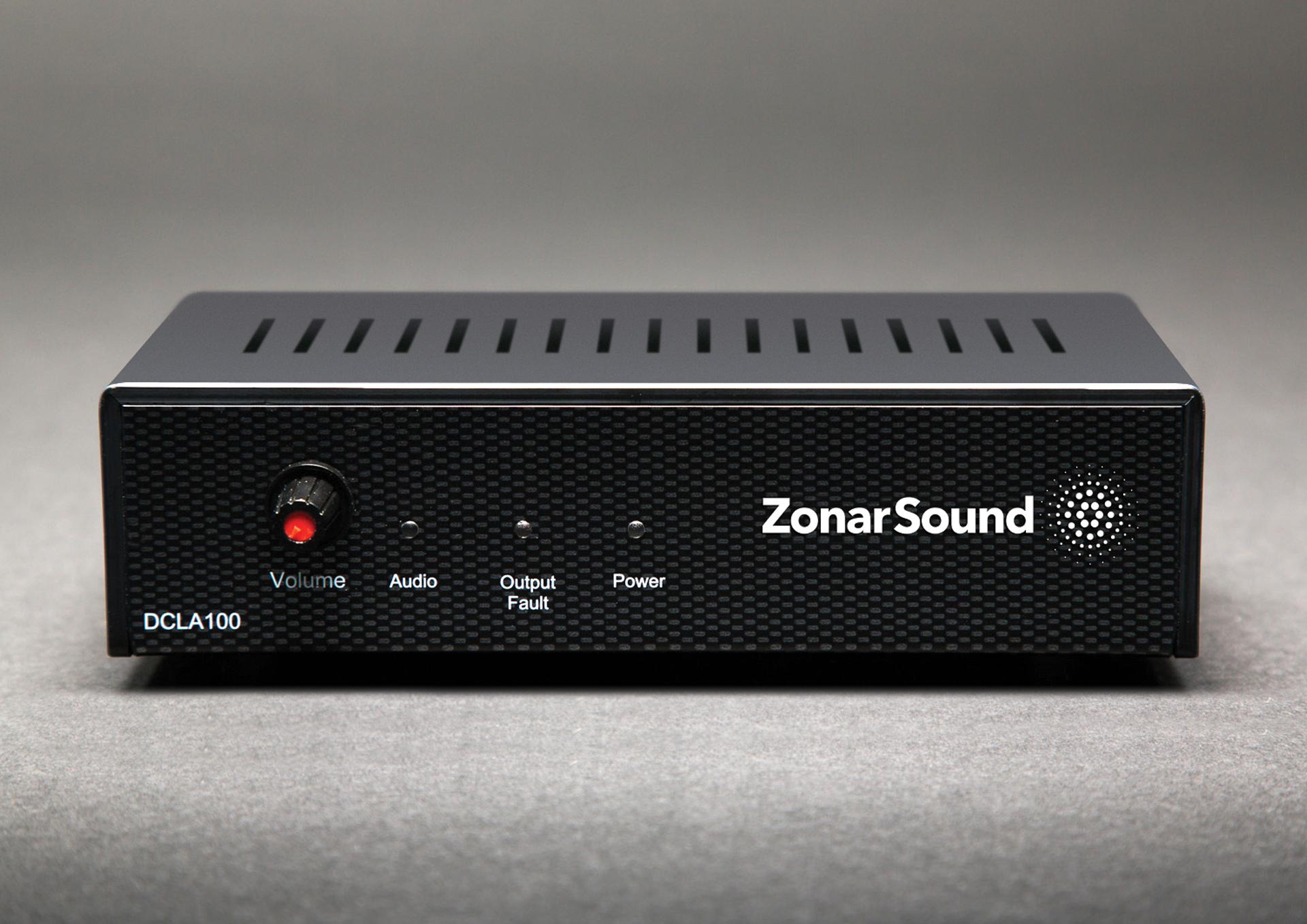 Zesilovač ZonarSound