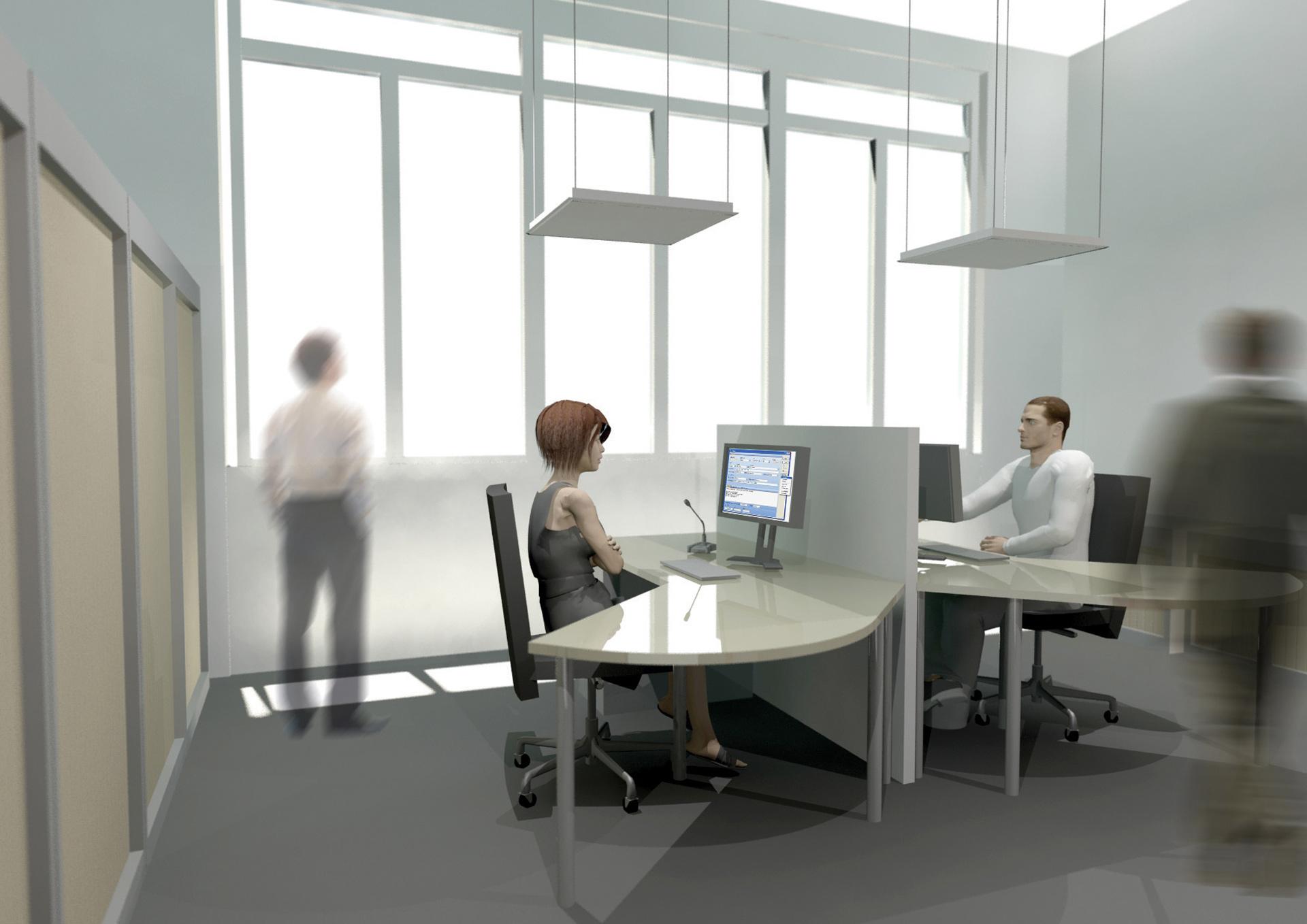ZonarSound v kancelářích